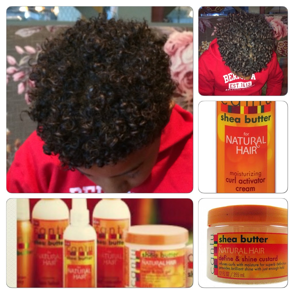 Hair care products by teens